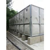 SMC물탱크 시공완료