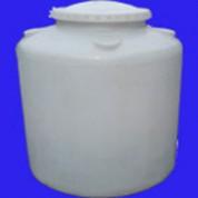 백색탱크 원형 200(뚜껑청색)